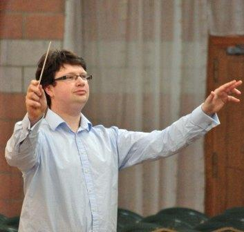 Stephen Conducting